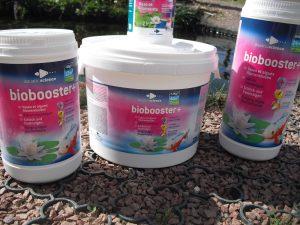 produits d'entretien du bassin et soins pour les poissons