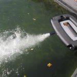 Vente de matériels et produits destinés aux étangs, lacs