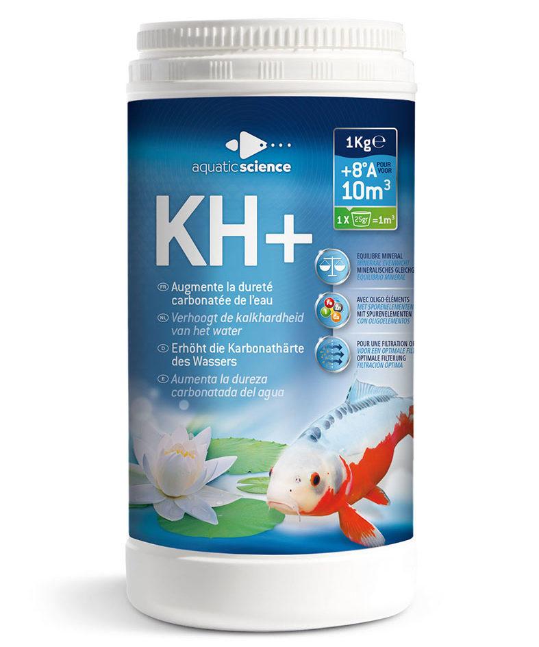 Neo KH+ – augmente la dureté carbonatée de l'eau