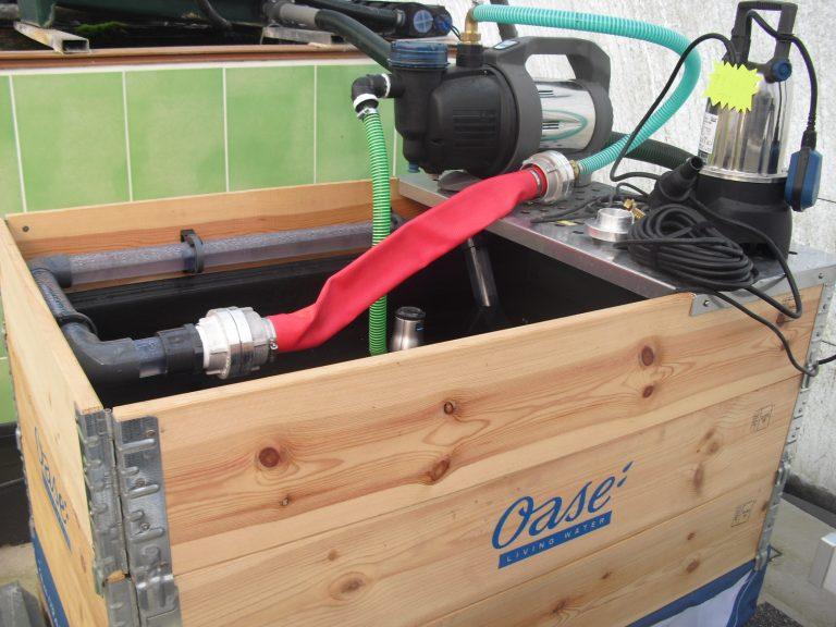 Pompe OASE Irrigation Évacuation