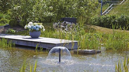 Kit Aquarius Fountain Set Classic