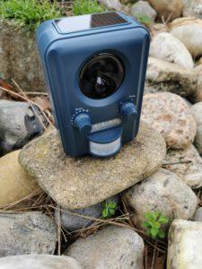 Protecteur de bassin à ultrason