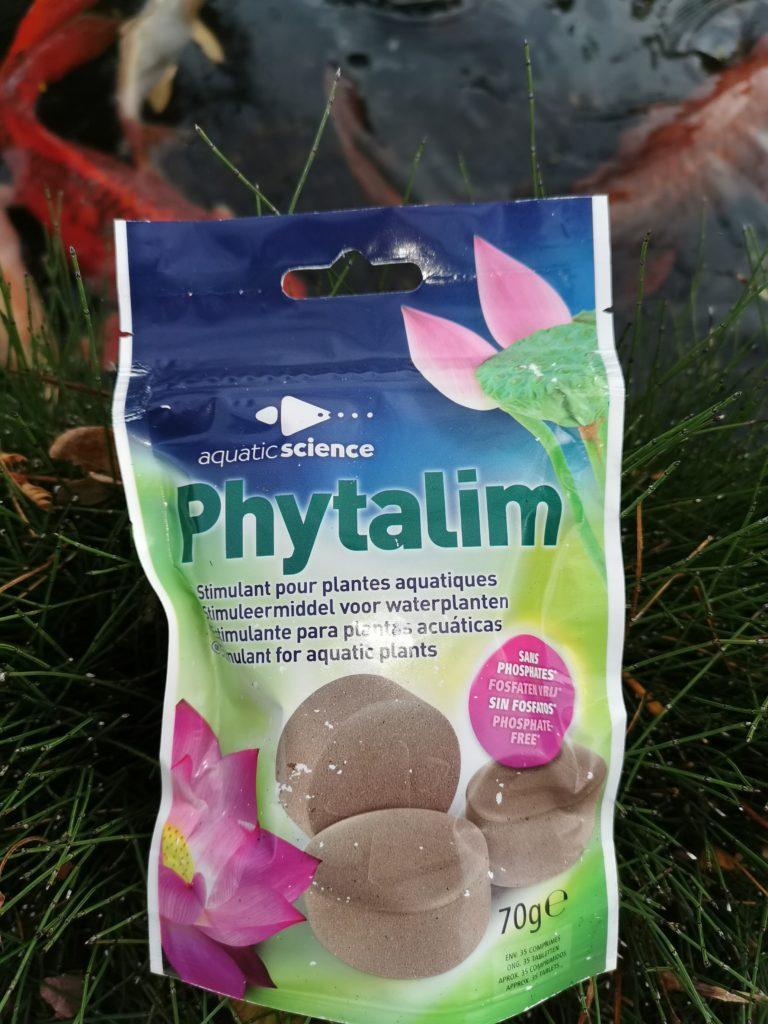Phytalim stimulant pour plantes aquatiques